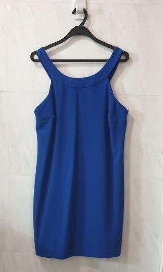 Forever 21 Shift Dress in Blue