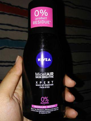 Nivea MiccellAIR Expert Make Up Remover Face-Eyes