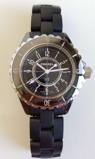 CHANEL J12陶瓷錶