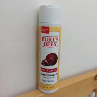 burt's bees 護髮素 紅石榴  pomegranate conditioner Very voluming