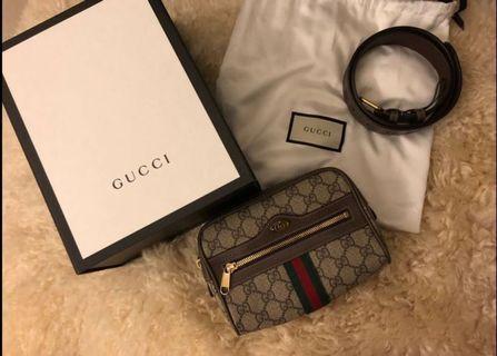 Gucci 肩背包