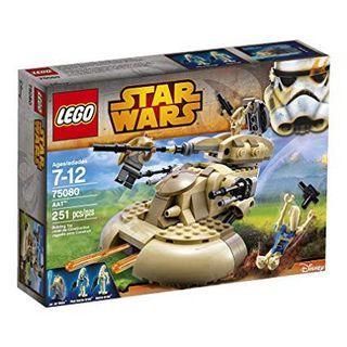 🆕 LEGO 75080 Star Wars AAT