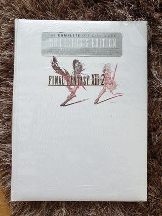 Final Fantasy XIII-2 Official Guide