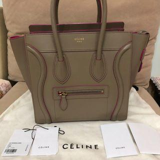 Price Reduced-Celine Micro Luggage