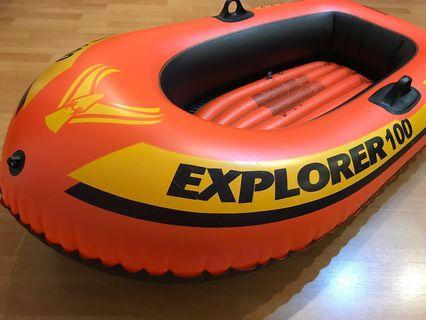 Inflatable Dinghy Float for Children (Explorer 100)