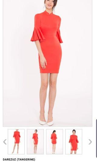 Doublewoot dress Red