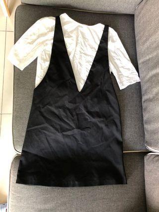 Zara one piece dress