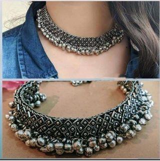 Choker Necklace #APR75