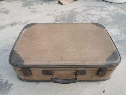 Vintage luggage for sale