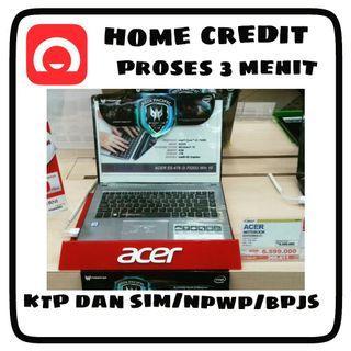 Laptop Acer Bisa Kredit Proses 3 Menit