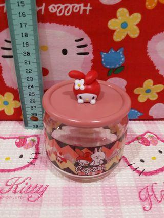 Melody Glass Container