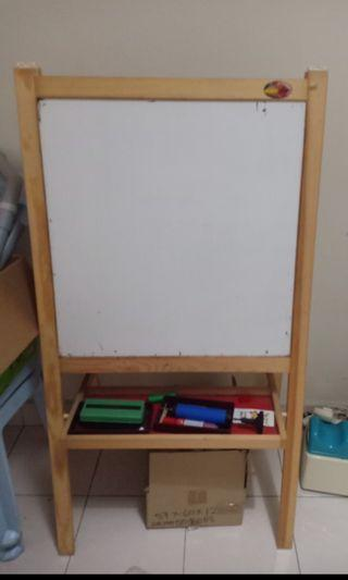 Ikea white board