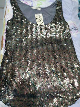 Blouse Bling2 by Oasis