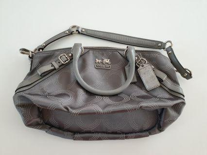 Coach Handbag Signature C Hobo