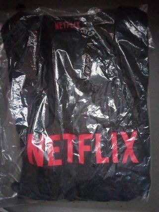 Netflix t-shirt (未拆封)