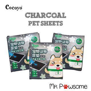 Cocoyo Charcoal Pee Sheets