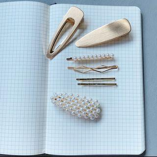 🚚 Vintage hair pins