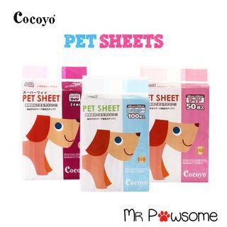 Cocoyo Pee Sheets