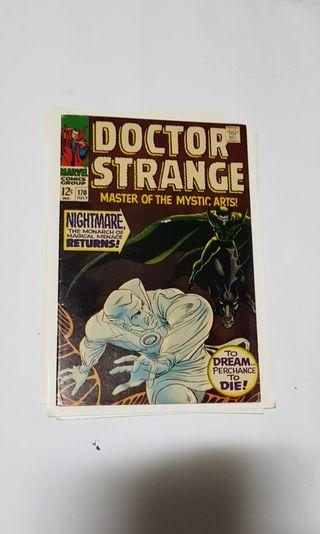 Doctor Strange 170 (2nd issue 1st series)