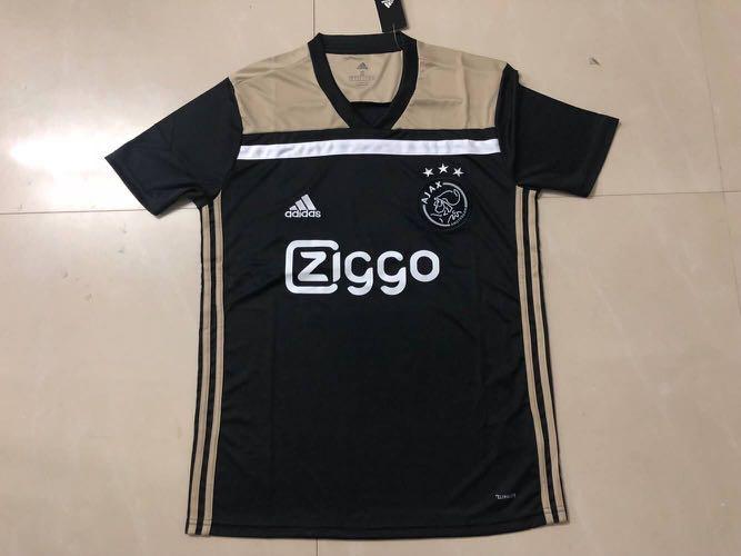 dfd4a913502 18/19 Ajax jersey Ajax kit Ajax home kit Ajax away kit jersey ...