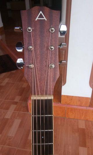 Gitar acoustic Anderson af-12n #maujam #mauthr