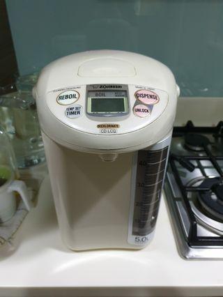 🚚 Zojirushi 5LThermal Water Kettle