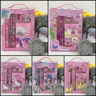 Goodie Bag / Wallet Stationery Set