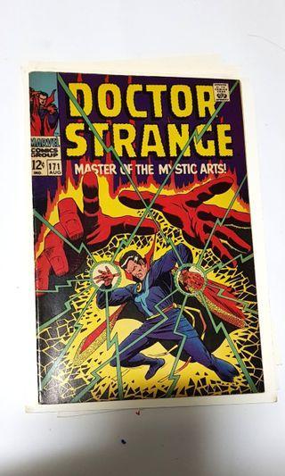 Doctor Strange 171 (3rd issue 1st series) #EndgameYourExcess