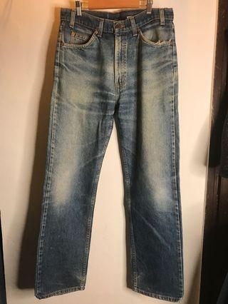 90s Levi's 505 made in USA