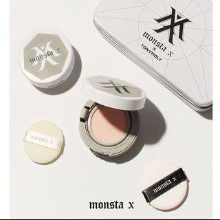 🚚 Monsta X Tony Moly Tone Up Set #ENDGAMEyourEXCESS
