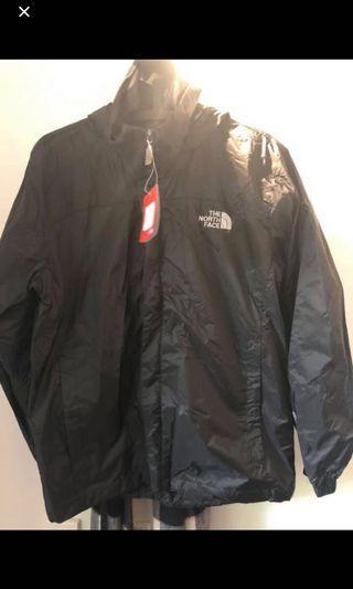 North face windbreaker / raincoat XL