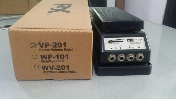 PSK Stereo Volume Pedal model VP-201