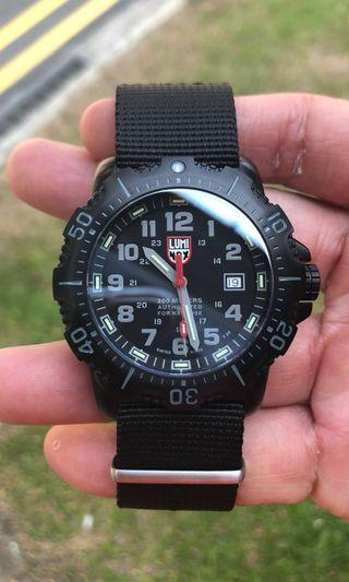 🚚 Luminox Sea ANU 4221.CW Tactical Military Tool Watch