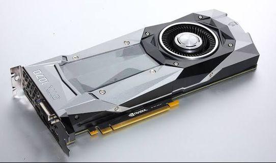 NVIDIA gtx 1070 8gb card