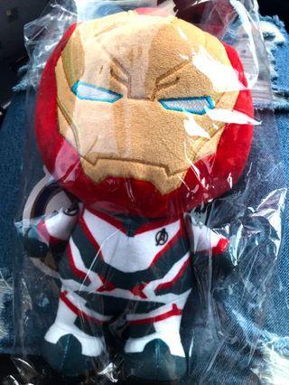 "𝘼𝙑𝙀𝙉𝙂𝙀𝙍𝙎: 𝙀𝙣𝙙 𝙂𝙖𝙢𝙚 IRON MAN 10"" plush toy [Limited Edition]"