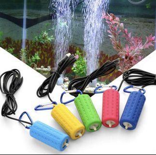 Ultra High Energy Efficient USB Mini Aquarium Filter Fish Tank Oxygen Air Pump