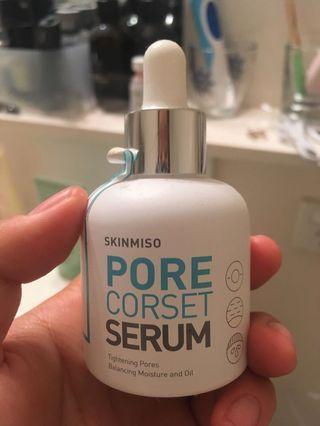 Skinmiso pore minimising serum