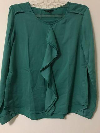 Executive size XL Hijau Green