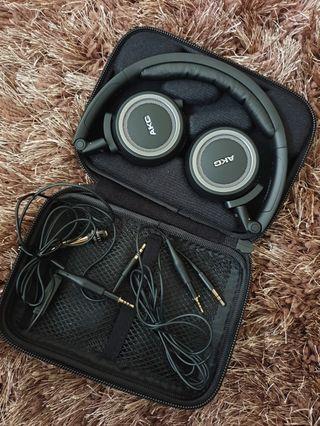AKG Headphones - K451