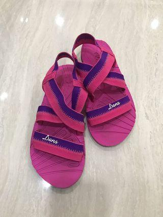 Girls' Pink Slippers