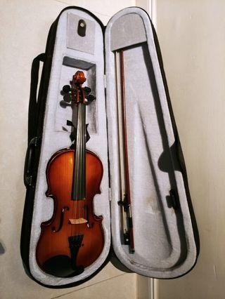 Violin 小提琴 1/2 Wieler German traditional handcraft