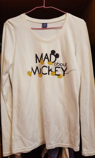 🚚 迪士尼米奇圓領T恤