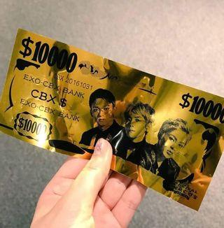 Looking For CBX Confetti/Money