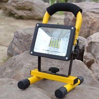 LED長款 強光 投射燈 警示燈