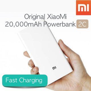 Xiaomi 20000mAh 2C Power Bank 2018