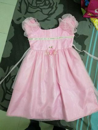 Dress pink to let go