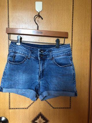 6ixty8ight denim shorts