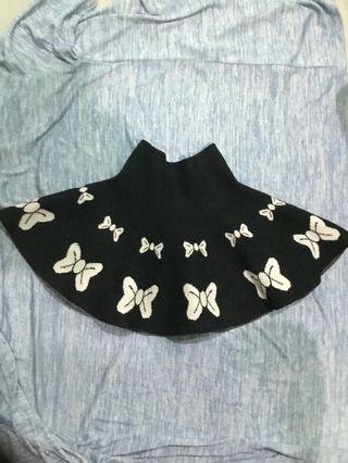 Ribbon Print Skirts