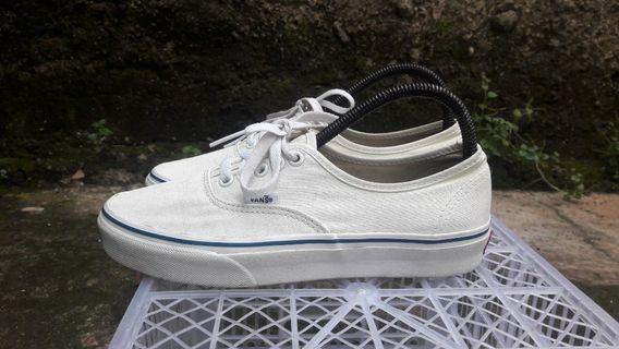 Vans Authentic full white original