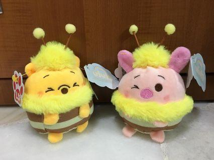 🚚 Disney Ufufy- Honey Bee (Pooh and Piglet)